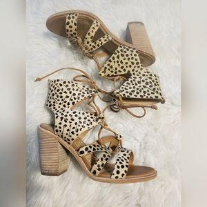 Dolce Vita Luci Lace Sandals